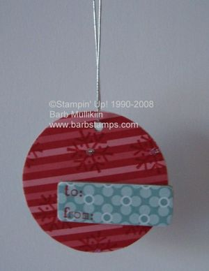 Holidaycollectionpackagetag