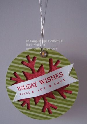 Holidaycollectionornament