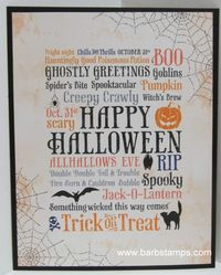 Halloweenframematted