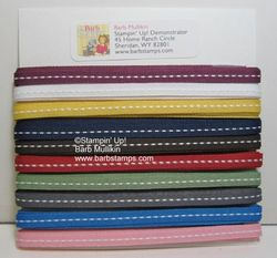 Ribbonstitchedgrosgrain