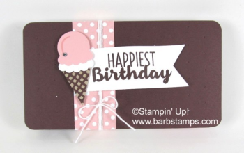 Check out my video to create this box at www.barbstamps.com