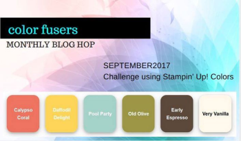Start the color Fusers September blog Hop with me at www.barbstamps.com!