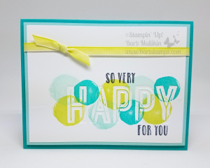 Awesome Happy Celebrations cards on my blog www.barbstamps,com I also used the Celebrations Duo Folders.  More pics can be seen on my blog. #stampinup #retiringitems #happycelebrations #celebrationsduo