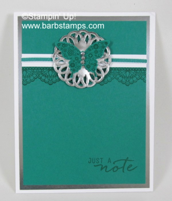 Stampin' Up! Sale-a-bration item see it on www.barbstamps.com #barbstamps Barb Mullikin