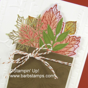 Alternate Paper Pumpkin Project www.barbstamps.com sign up with me at www.barbmullikin.com
