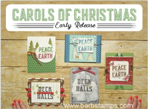 Carols of Christmas from the Holiday Catalog, order it now! www.shoppingwithbarb.com