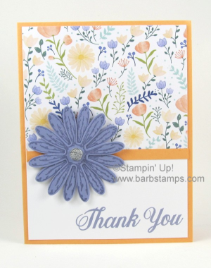 You can view a video for 19 cards made with the Daisy Delight Bundle on my blog at www.barbstamps.com #daisydelight #barbstamps