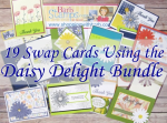 Video showing you 19 cards with the Daisy Delight Bundle www.barbstamps.com