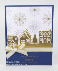 Check out my videoshowing you 30 cards and five 3D projects made with the Hearts Come Home Bundle. View it at www.barbstamps.com #heartscomehome #stampinup #barbstamps #barbmullikin