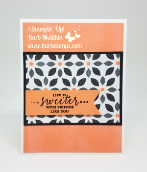 Cards made with our Memories & More Card Pack and the Memories & More Notecards & Envelopes. Part of my Facebook Live FREE stamping class.  All the details are on my blog www.barbstamps.com