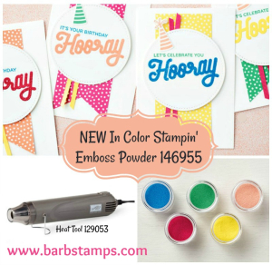 In color emboss graphic