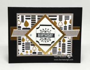 Find a video showing you 22 cards using the Darling Label Punch Box on my blog www.barbstamps.com.  Order this plus some adhesives and you can earn a FREE Sale-a-bration item.  Join my team for only $99 and receive $175 in your Starter Kit #stampinup #darlinglabel #joinmyteam