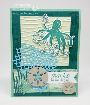 Check out my Online Class for this amazing bundle of products.  Cost is only $20 or FREE with my Bundle Purchase.  www.barbstamps.com