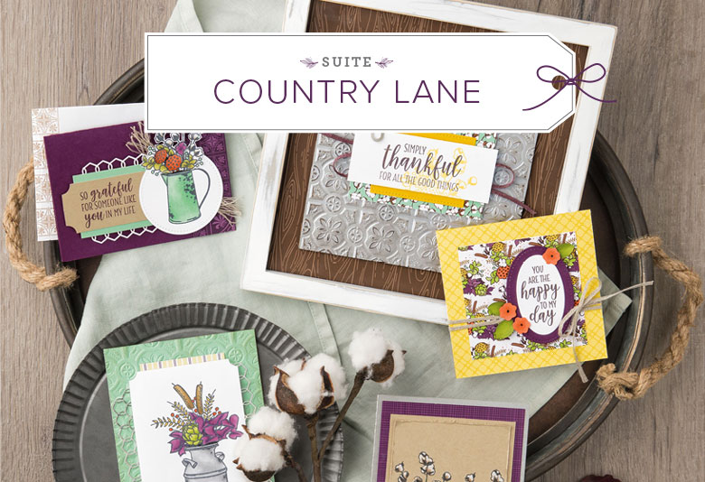 Country lane header
