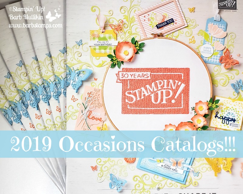Occasions catalogs group