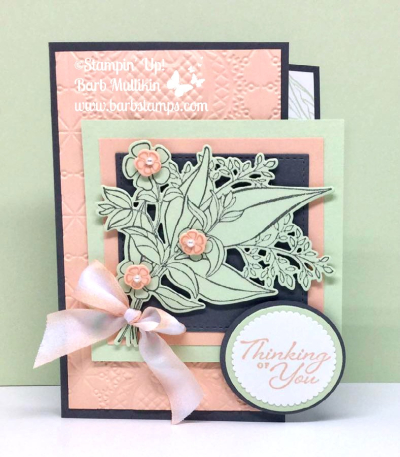 I have an Online Class for the Wonderful Romance Bundle, find it at www.barbstamps.com #stampinup #wonderfulromance #onlineclass