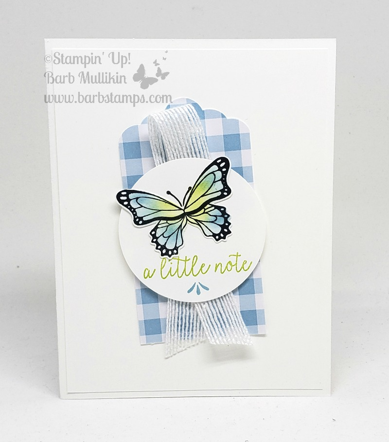 Butterfly gala balmy gingham1a