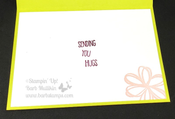 Video for Shimmer Paint Resist on my blog www.barbstamps.com #stampinup