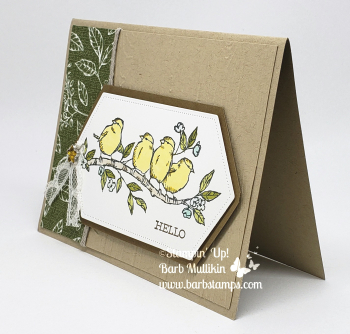 Bird Ballad Free as a Bird with magmnolia Lane DSP get it free in September www.barbstamps.com
