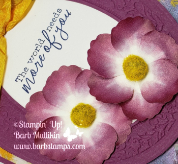 Pressed Petals Washi Tape www.barbstamps.com
