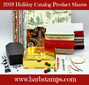 Paper & Ribbon Shares - Barbstamps!! Barb Mullikin Stampin