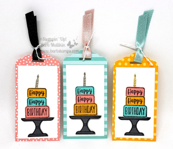 I have an Online Class with the Piece of Cake Bundle www.barbstamps.com