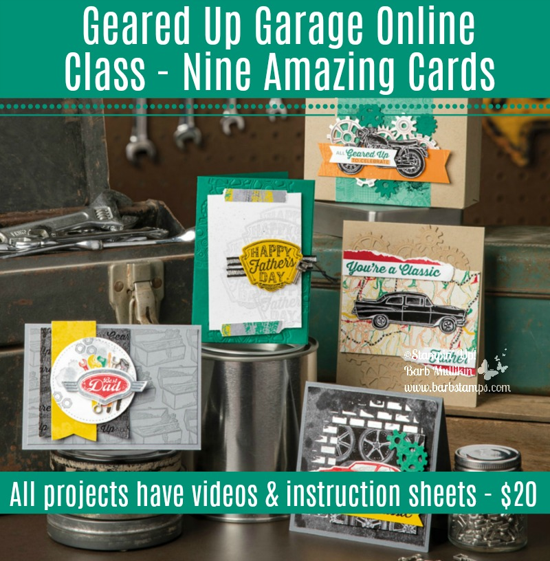 Geared up garage marketing