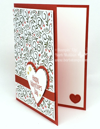 Online Class for the Christmastime Suite-bonus cardstock kit- www.barbstamps.com