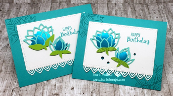 Lovely lily pad bermuda foil