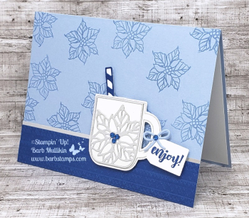 Cup of Christmas www.barbstamps.com