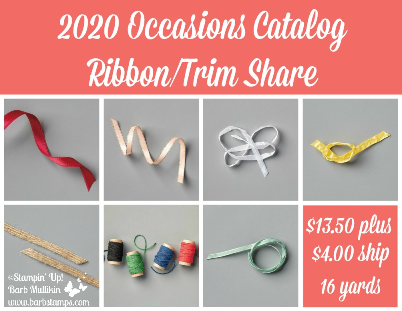 Occasions ribbon1