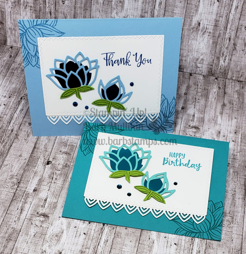 Lovely lily pad foil group