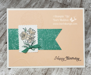 Posted for You cards www.barbstamps.com #postedforyou #stampinup #cajuncraze #petalpink #justjade