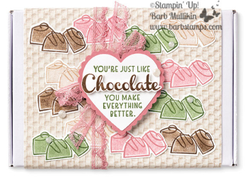 Nothing's Better Than FREE printable for two super cute and simple cards on my blog www.barbstamps.com
