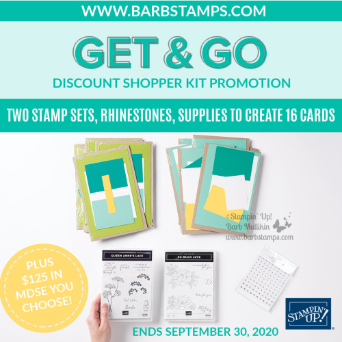 Become a discount shopper www.barbstamps.com