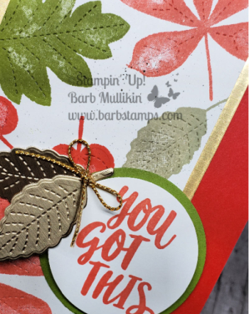 My Sept Kit To Go uses the Love of Leaves Bundle, get the details on my blog www.barbstamps.com