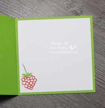 Berry blessings book in