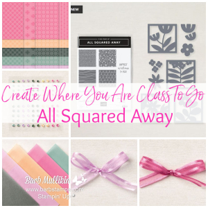 All Squared Away Online Class www.barbstamps.com